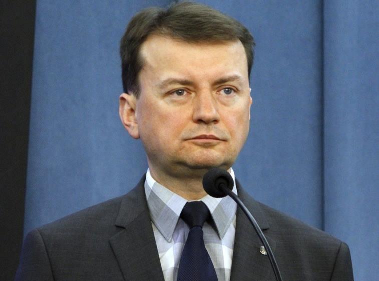 Mariusz Błaszczak /Krystian Dobuszyński /Reporter