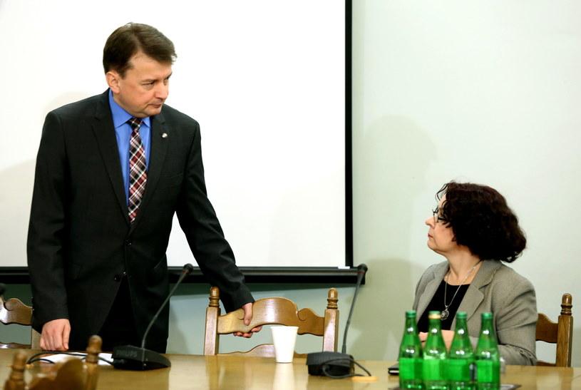 Mariusz Błaszczak /Tomasz Gzell /PAP