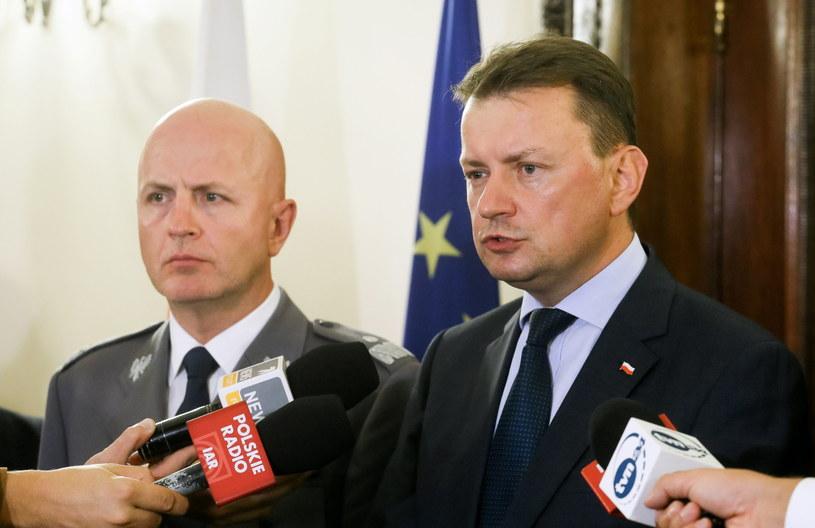 Mariusz Błaszczak /Paweł Supernak /PAP