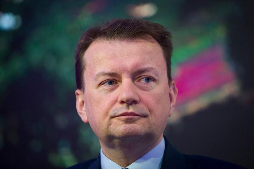 Mariusz Błaszczak /Mariusz Woźniak /East News