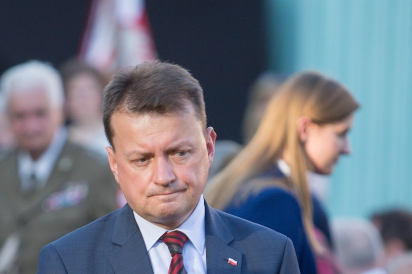 Mariusz Błaszczak /Pawel Wisniewski /East News