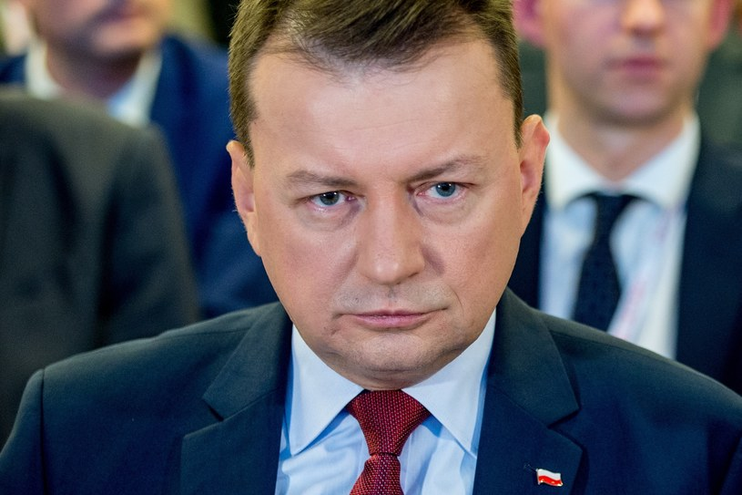 Mariusz Błaszczak /Andrzej Iwańczuk /Reporter