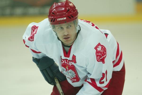 Mariusz Czerkawski Fot. Tomasz Markowski /Agencja Przegląd Sportowy