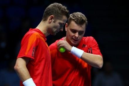 Mariusz Fyrstenberg i Marcin Matkowski/fot. Julian Finney /Getty Images/Flash Press Media