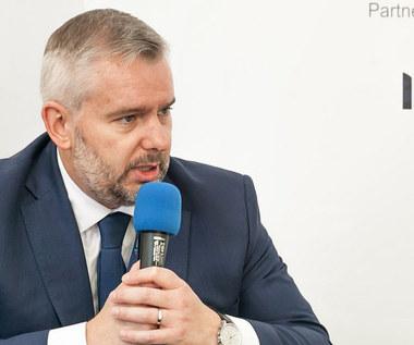 Mariusz Gaca, członek zarządu Orange Polska