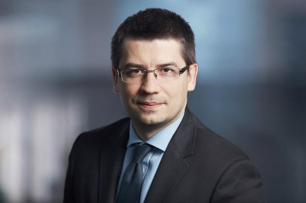 Mariusz Haladyj, wiceminister rozwoju /&nbsp
