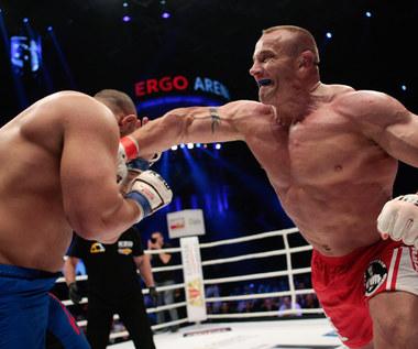 Mariusz Pudzianowski gotowy na walkę z weteranem UFC