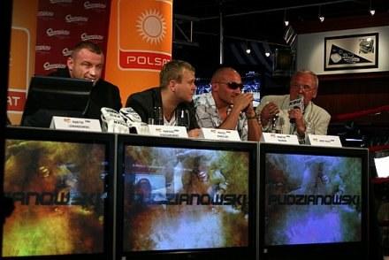 Mariusz Pudzianowski i Marcin Najman spotkają się 11 grudnia /bokser.org