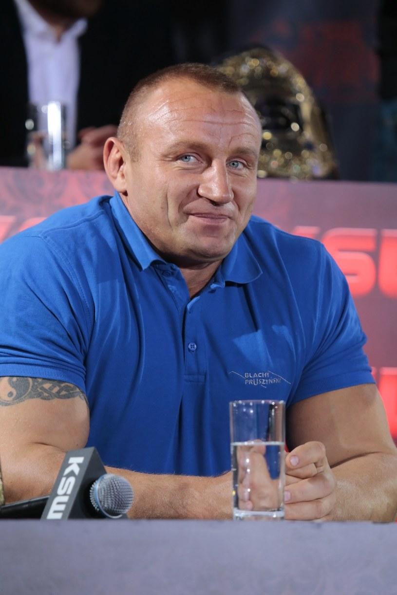 Mariusz pudzianowski adult photo 87