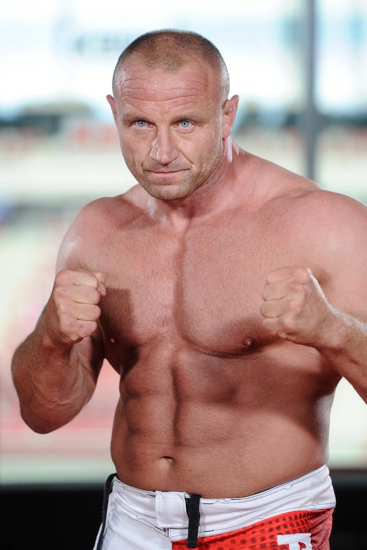 Mariusz pudzianowski adult photo 36