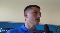 Mariusz Rumak o planach transferowych Bruk-Betu Termaliki. Wideo