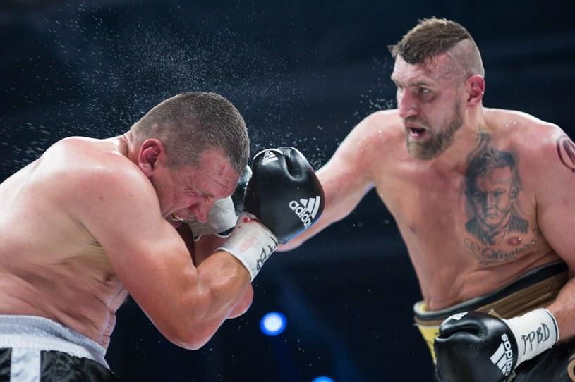 Mariusz Wach (z prawej) /fot. Łukasz Dziekan /East News