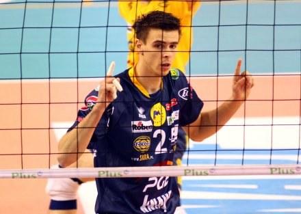 Mariusz Wlazły Fot. Kamil Jóźwiak /Agencja Przegląd Sportowy