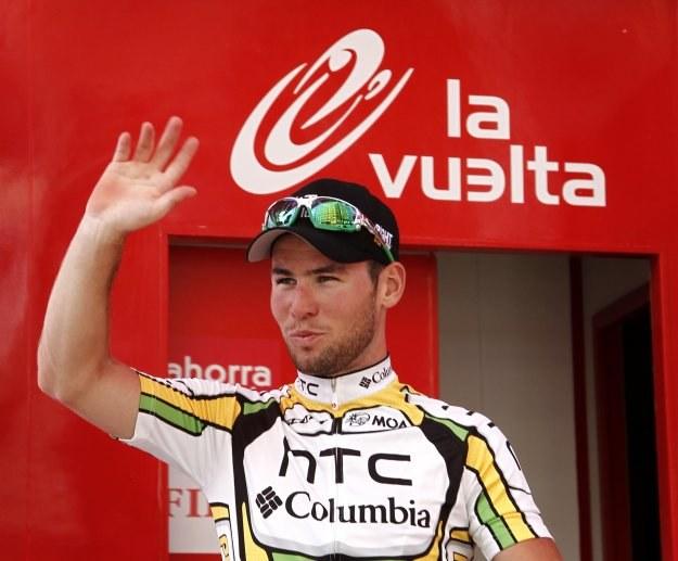 Mark Cavendish /INTERIA.PL/PAP