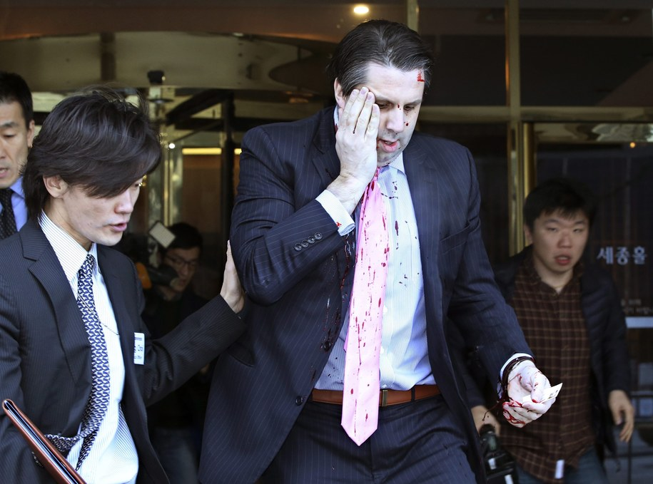 Mark Lippert /YONHAP   /PAP/EPA