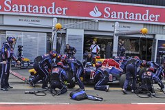 Mark Webber zwycięzcą GP Wielkiej Brytanii