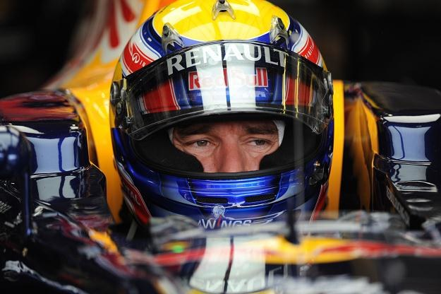 Mark Webber /AFP