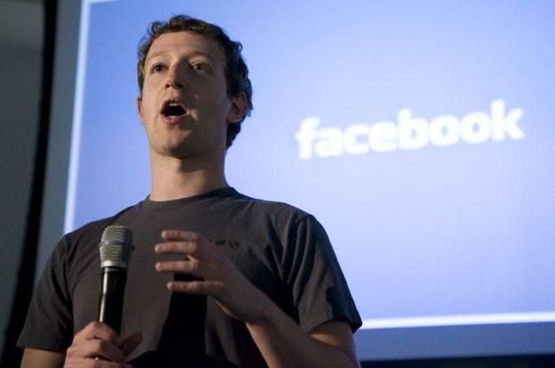 Mark Zuckerberg i 18 miliardów na koncie /AFP