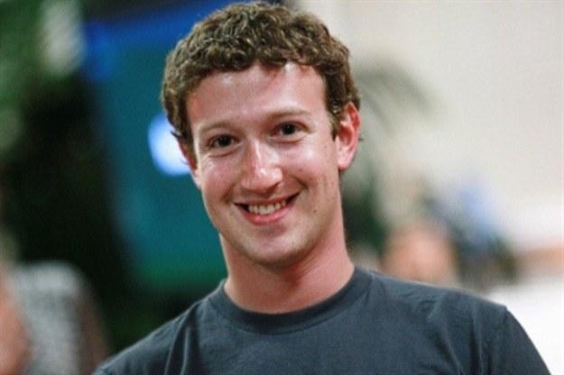 Mark Zuckerberg - najmłodsza postać na liście krezusów branży IT /AFP