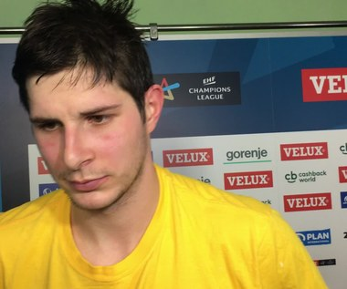 Marko Mamić po meczu z Telekomem Veszprem (32-32). Wideo