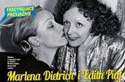 Marlena Dietrich i Edith Piaf: o tym romansie plotkowało całe środowisko