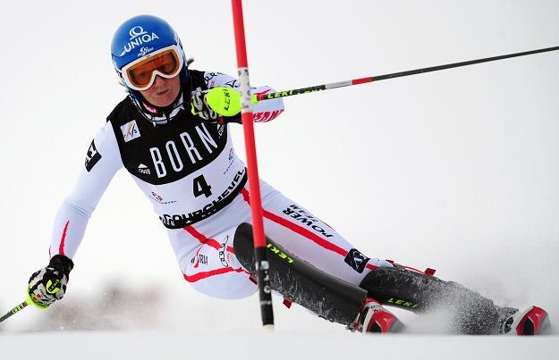 Marlies Schild wygrała slalom alpejskiego Pucharu Świata w Courchevel /AFP