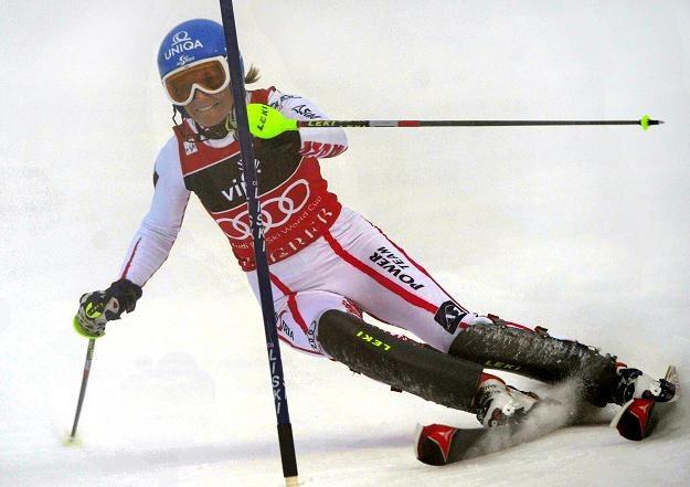 Marlies Schild wygrała slalom Pucharu Świata w chorwackim Zagrzebiu /AFP