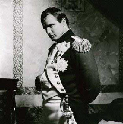 Marlon Brando jako Napoleon /AFP
