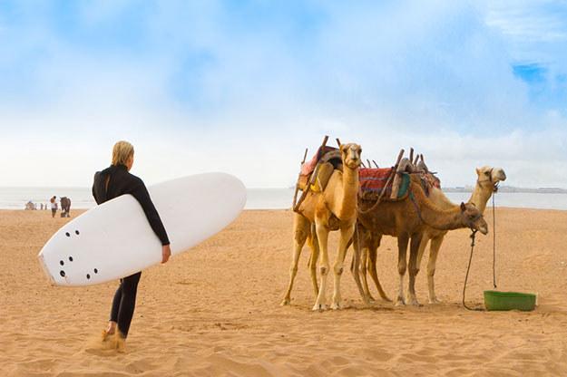 Maroko to bardzo atrakcyjnie turystycznie miejsce /materiały prasowe