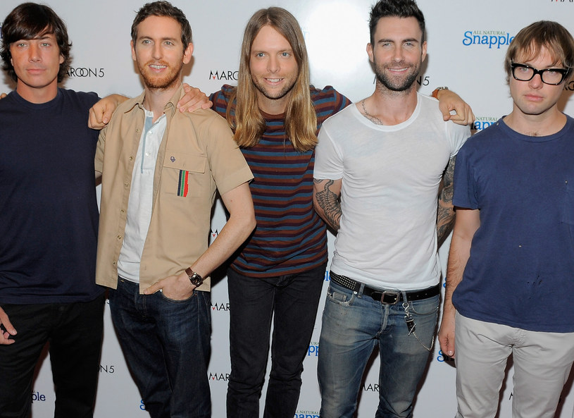 Maroon 5 /Getty Images