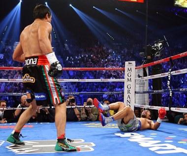 Marquez brutalnie znokautował Pacquiao!