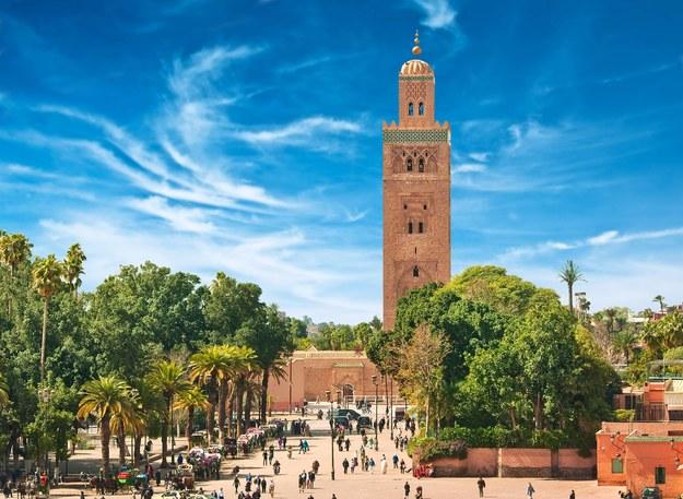 Marrakesz w Maroku /123/RF PICSEL