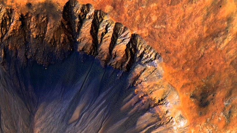 Mars nadal skrywa wiele tajemnic /NASA