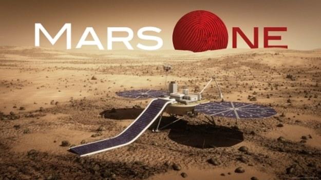 Mars One /materiały prasowe