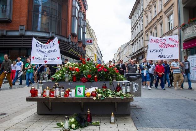 """""""Marsz dla Bartka"""", fot. Marek Zakrzewski /PAP"""