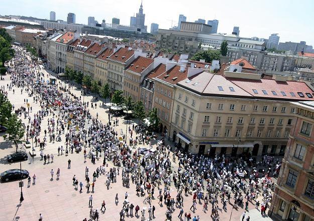 Marsz dla Życia i Rodziny, fot. Paweł Kula /PAP