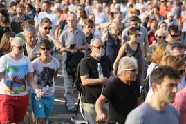 Marsz Pamięci z okazji rocznicy likwidacji getta