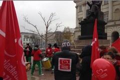 Marsz Szlachetnej Paczki przeszedł ulicami Warszawy!