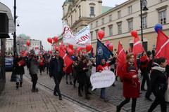 Marsz Szlachetnej Paczki w Warszawie