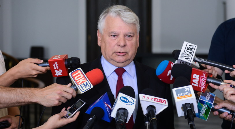 Marszałek Senatu Bogdan Borusewicz /Jakub Kamiński   /PAP