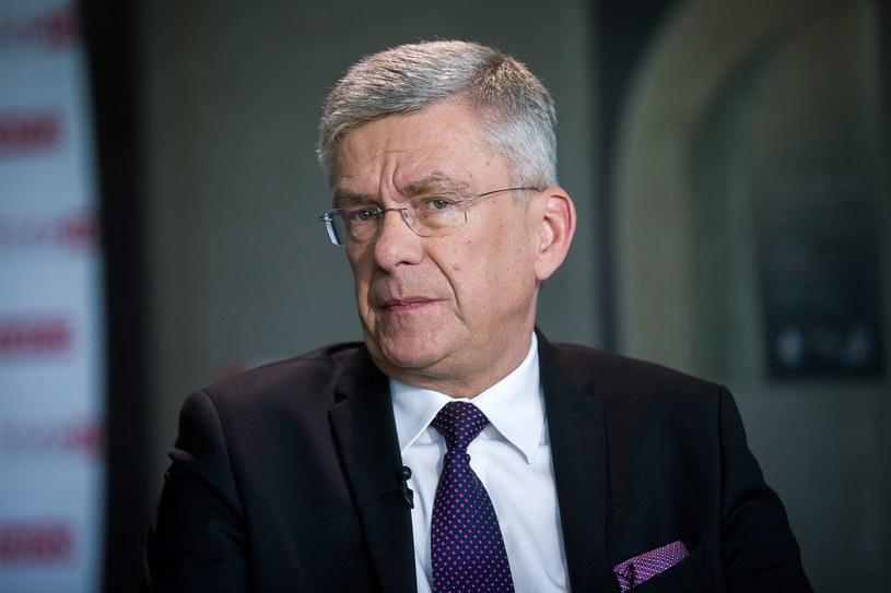 Marszałek Senatu Stanisław Karczewski /Michal Wozniak /East News
