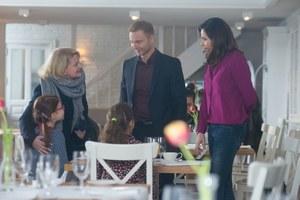 Marta (Dominika Ostałowska) będzie piekielnie zazdrosna o piękną tłumaczkę! /Agencja W. Impact