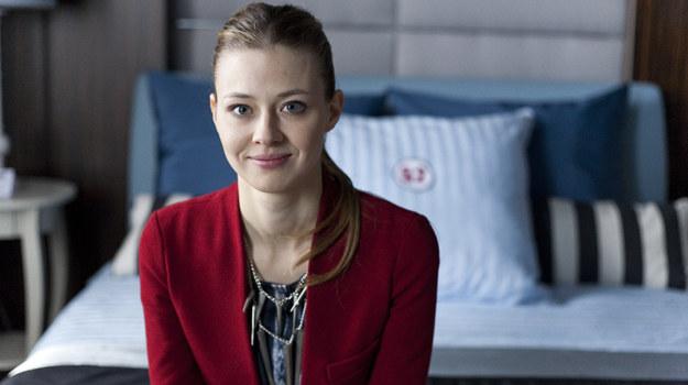 Marta Juras jako Justyna /    /Polsat