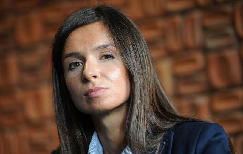 Marta Kaczyńska, bratanica szefa PiS Jarosława Kaczyńskiego. /Wojciech Stróżyk /Reporter