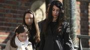 Marta Kaczyńska wraz z córkami na obchodach rocznicy katastrofy smoleńskiej