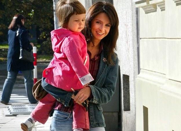 Marta Kaczyńska z córką Ewą - w dniu wyborów prezydenckich w 2005 r./fot. J Zdżarski /Agencja SE/East News