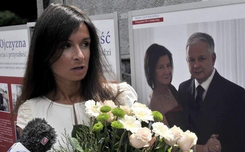 Marta Kaczyńska /Przemek Świderski /Reporter