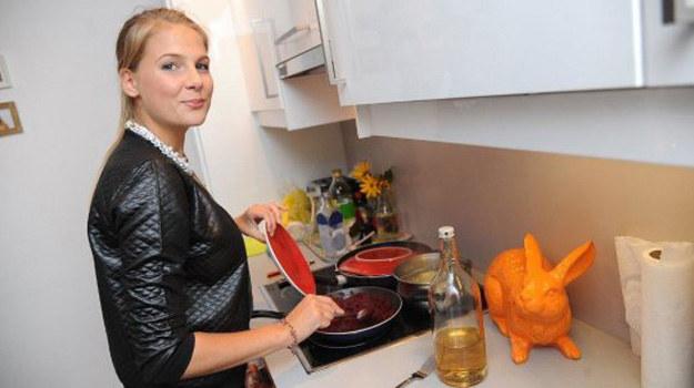 Marta Wierzbicka ćwiczy i uważa na to, co je na co dzień. Dzięki temu wygląda i czuje się świetnie! /TVN