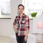 """Marta Wierzbicka w """"ciocinych"""" ciuchach na konferencji """"Na Wspólnej"""""""