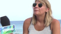 Marta Wierzbicka zachwycona egzotyczną wyspą!